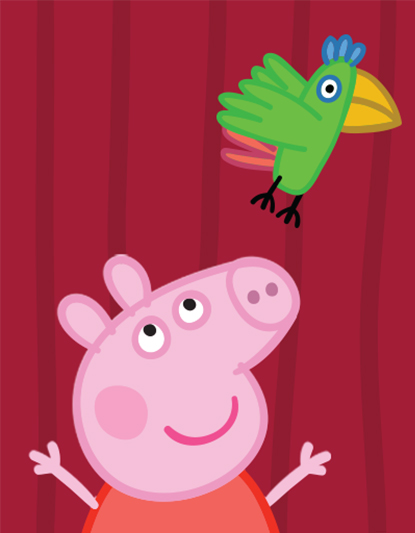 Peppa Pig's Big Day Out – Artscape Theatre Centre – Cape Town